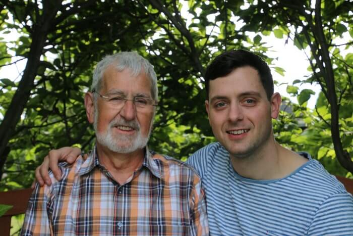 Mein Großvater und ich