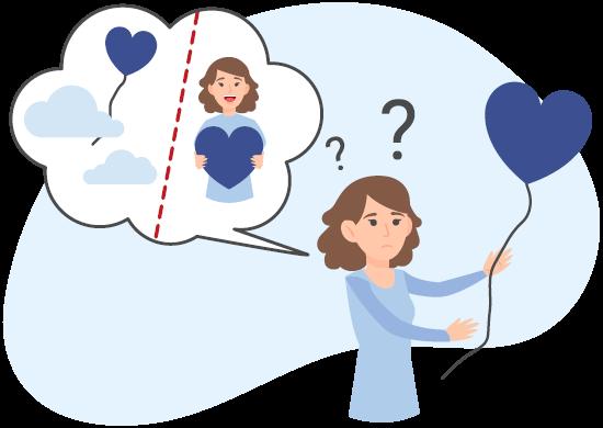 Beziehungsangst - was tatsächlich dahinter steckt - 4 Schritte zur Überwindung