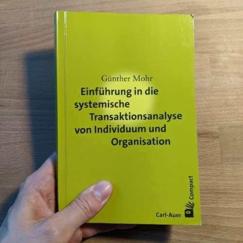 Systemische Transaktionsanalyse Buch